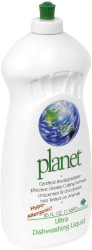 Planet Inc. Ultra Dishwashing Liquid (12x25 Oz)