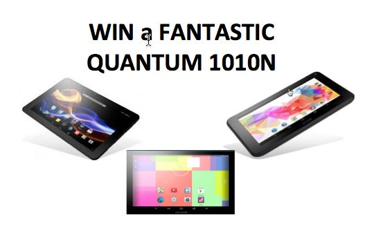 Win This Amazing tablet