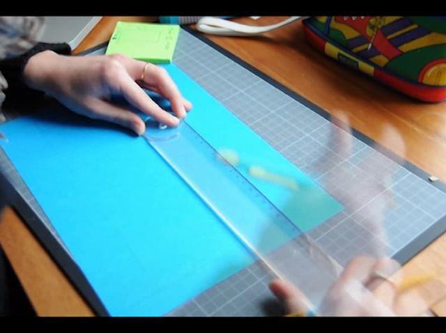 Back to Basics - Retro Electronics made of paper
