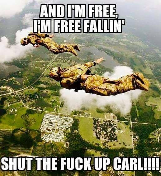 Shut the Fuck up Carl!