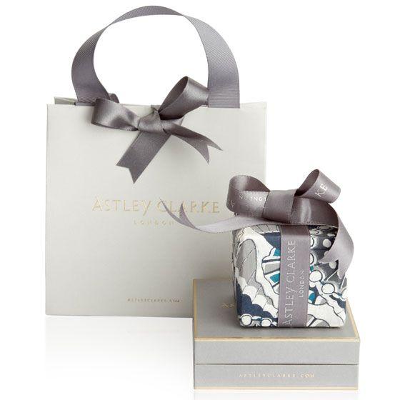 Astley Clarke. Giftwrap, packaging...♡