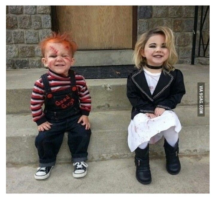 chucky costume for toddler - photo #17