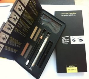 The Ultimate Brow System Kit - from the makers of Cirepil Wax