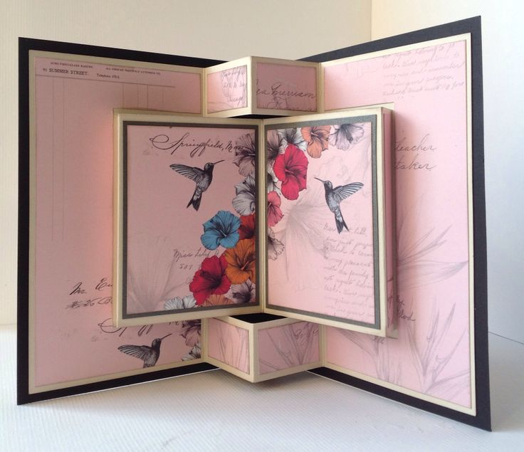 Card designed by Emma Williams using Paradise collection.