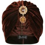 The Future Heirlooms Boutique Francesca Floral Turban