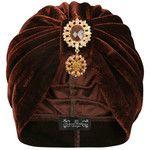 The Future Heirlooms Boutique Francesca Floral Turban