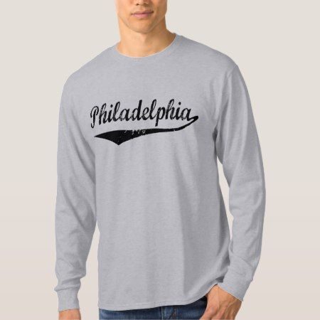 Philadelphia T-Shirt - click to get yours right now!