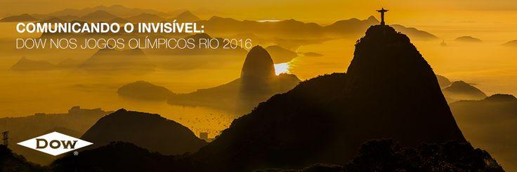 Os esforços de comunicação de marca para a Dow, como um dos principais patrocinadores dos Jogos Olímpicos Rio 2016, posicionaram a empresa como uma das marcas mais citadas, engajadoras e associad