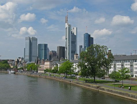 #Frankfurt #Germany #Tourist #Information and #Travel #Guide