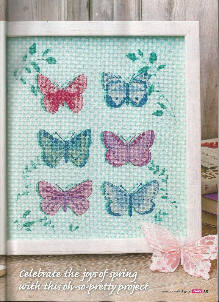 Butterflies - AprilRose