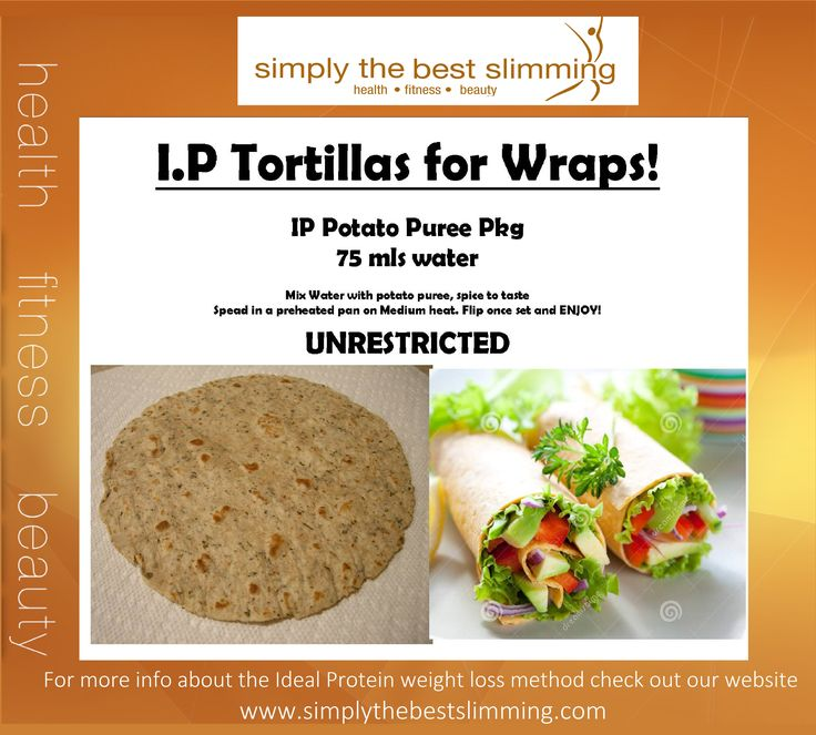 #idealprotein #lunch getting boring? Switch it up using this easy unrestricted recipe using the I.P Potato Puree Packet as a tortilla.  75 mls water & 1 I.P potato packet. Spread in pan, cook on Medium Heat.  + lunch #veggies, #WaldenFarms salad dressing/ BBQ sauce.  Incorporate some of your 8oz dinner protein chicken / hard boiled eggs. More info on our weight loss method: simplythebestslimming.com