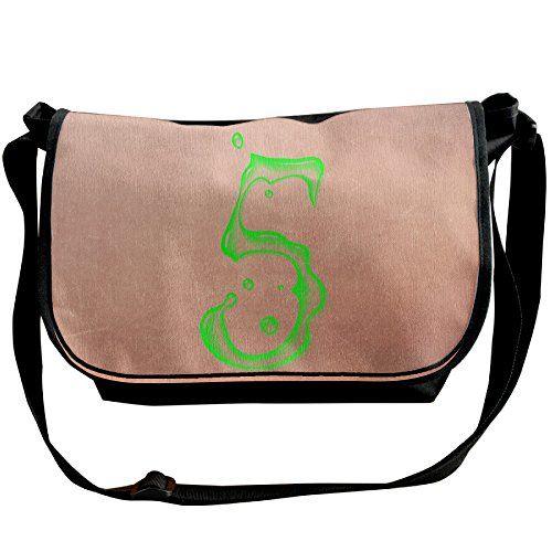 Memoy Summer Lucky Number 5 Men Women Shoulder Bag Eco-Friendly Work Bag