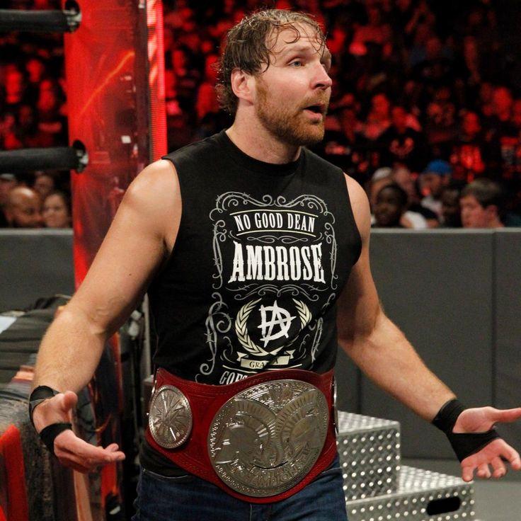 Raw 8/28/17: Seth Rollins vs. Cesaro