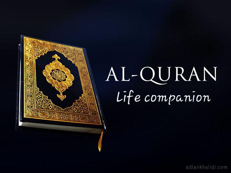 [Poster] Al-Quran - Life Companion