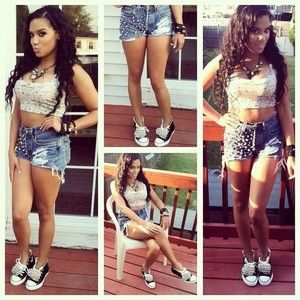 24 best dani and gabbi victor images on Pinterest | Bad girls club ...