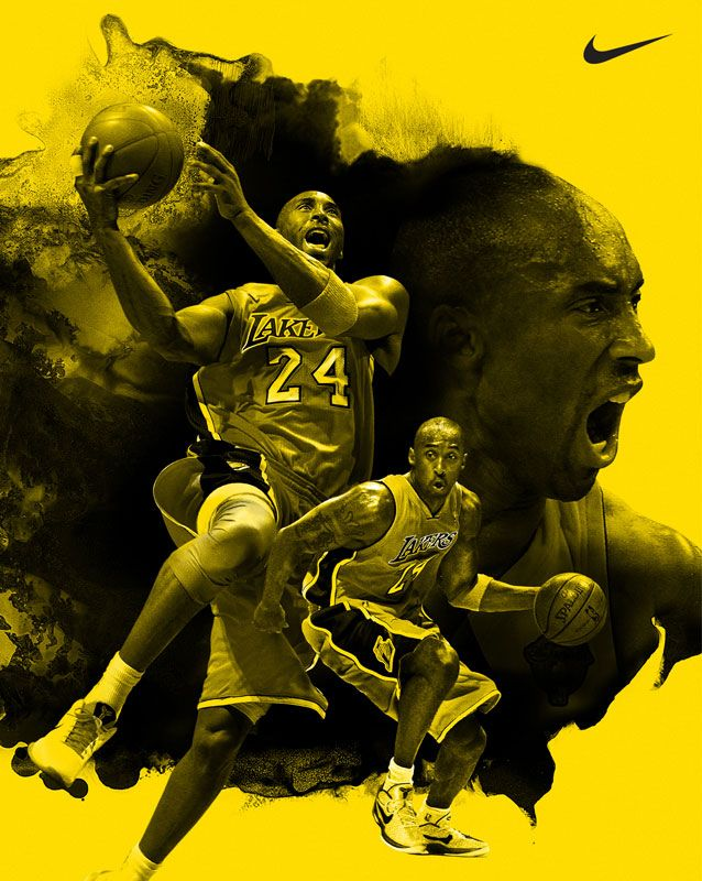 Nike Basketball creative team invited Village Green to provide image designs for their brand activity around NBA 2011 All-Star weekend, an annual basketball festival showcasing some of the games biggest names in a series of events and matches. Experimental image making utilising bleach and inks created striking graphic images for three of the biggest stars...
