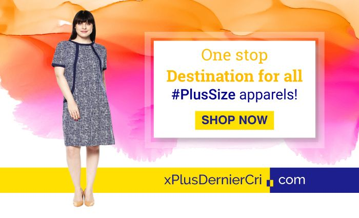 Plus size  A-line shift dresses