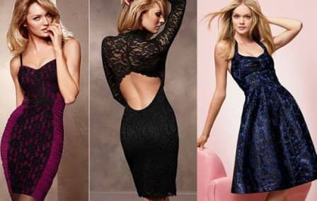 Короткие платья для вечеринок. Что модно в 2016 году