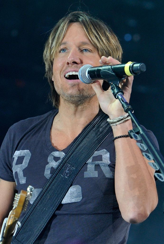 Keith Urban Photo - Keith Urban's Benefit Concert