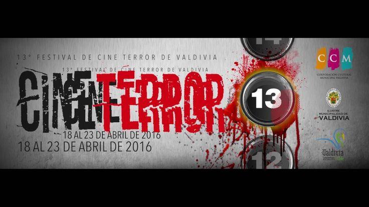 13º FESTIVAL DE CINE DE TERROR DE VALDIVIA MENCIÓN HONROSA   2016