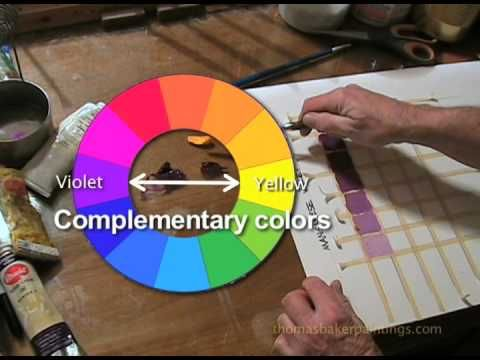 Thomas Baker - Making Color Charts Part 3/3 - YouTube