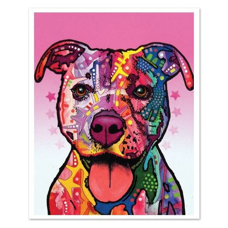 Staffie A2 From Art Beautiful Beasts R199 Save 0