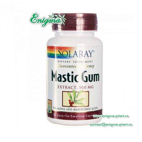 Mastic Gum #afectiunigastrice - http://enigma-plant.ro