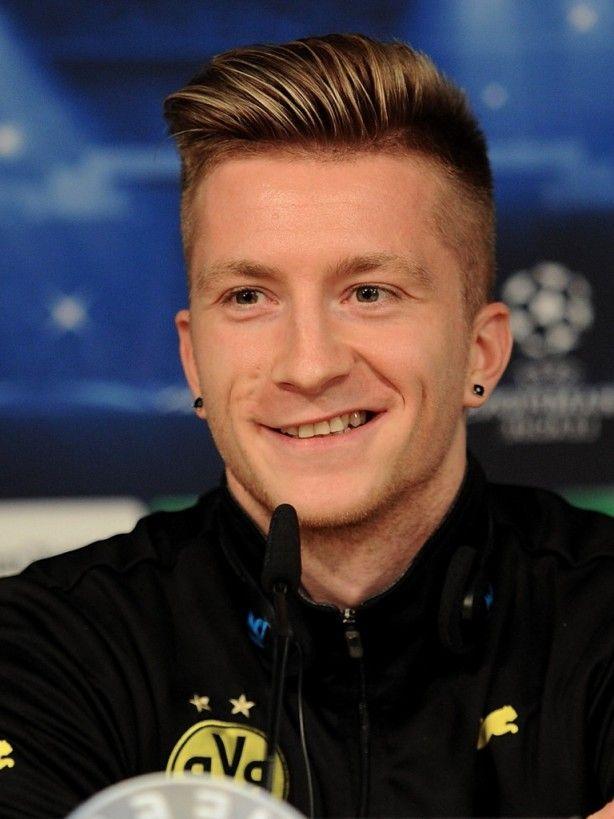 Beautiful Frisur Von Marco Reus Marco Reus Mario Gomez Dortmund Bilder