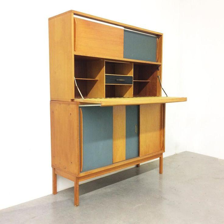 schrank vintage k ln interessante ideen f r. Black Bedroom Furniture Sets. Home Design Ideas