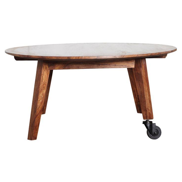 One Wheel soffbord från House Doctor – Köp online på Rum21.se