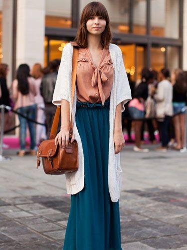Yaz Kıyafetleri Sonbaharda Nasıl Kombinlenir?  #kombin #sonbahar #Trend