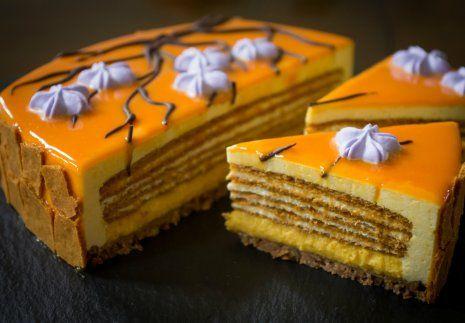 Что может быть лучше вкусного десерта? Только вкусный и простой торт.