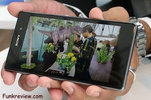 Sony Announces One More Dust Proof & Water Resistant Smartphone Sony Xperia Z1s