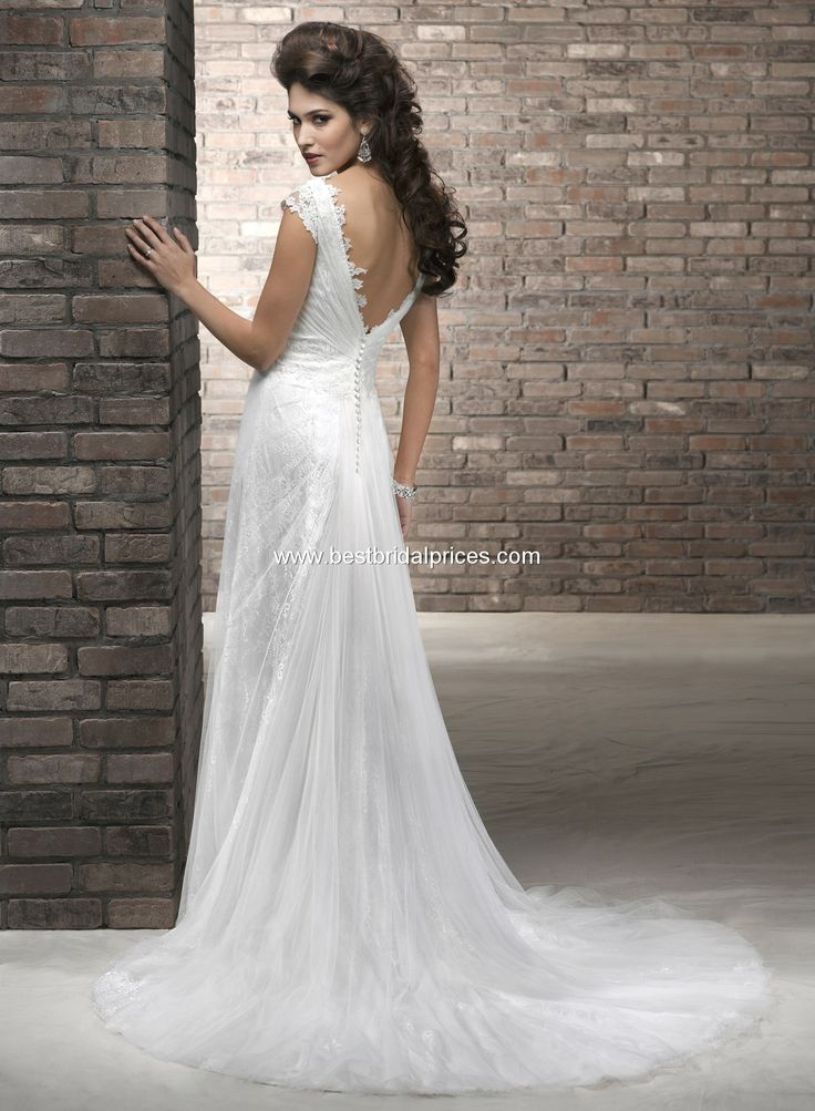 Large View Of The Lena Bridal Gown