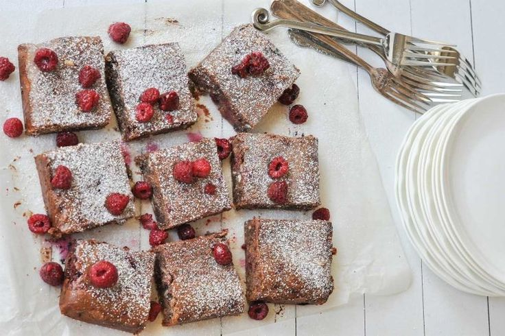 You'll want to make two batches of these decadent fudgy brownies, they'll go that quick. This recipe originally appeared in Cooking with Tenina: More great recipes for the Thermomix, by Tenina Holder.