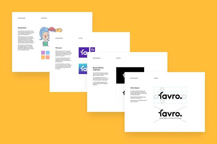 Favro on Behance