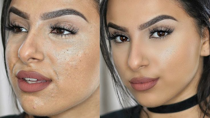 HOW TO AVOID CAKEY FOUNDATION! YouTube Skin makeup