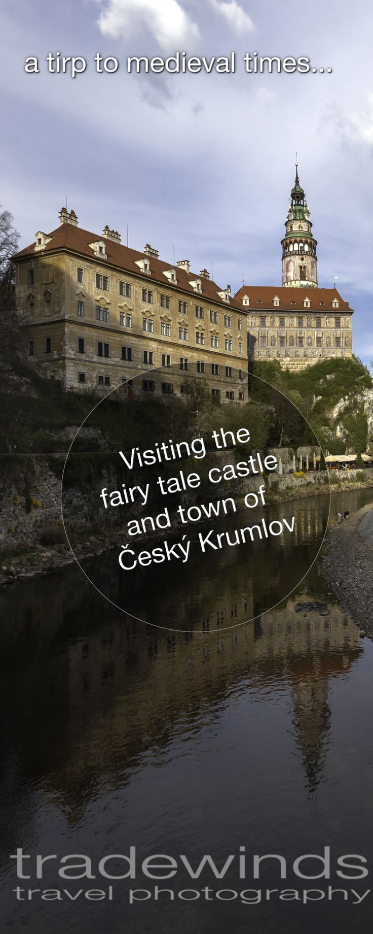 A trip to a long forgotten time, The Czech town and castle of Ceske Krumlov in southern Bohemia. ---  To view the images galery and article click here. http://www.luxuryandtravelphotography.com/travel-photography-krumlov/