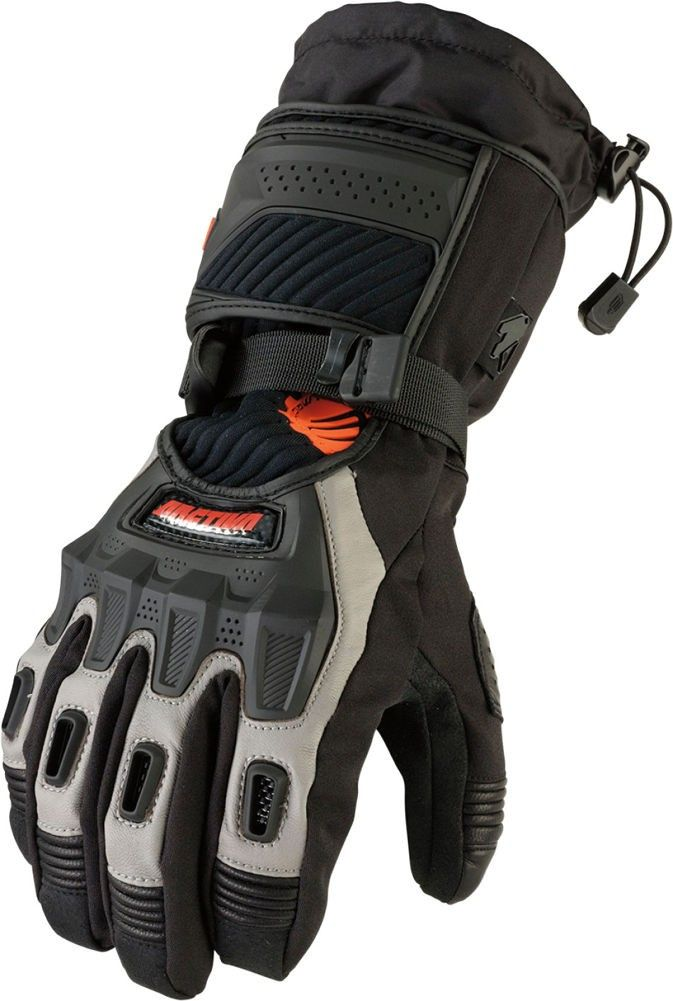 Arctiva Mechanized Insulated Mens Sled Snowboarding Snowmobile Gloves