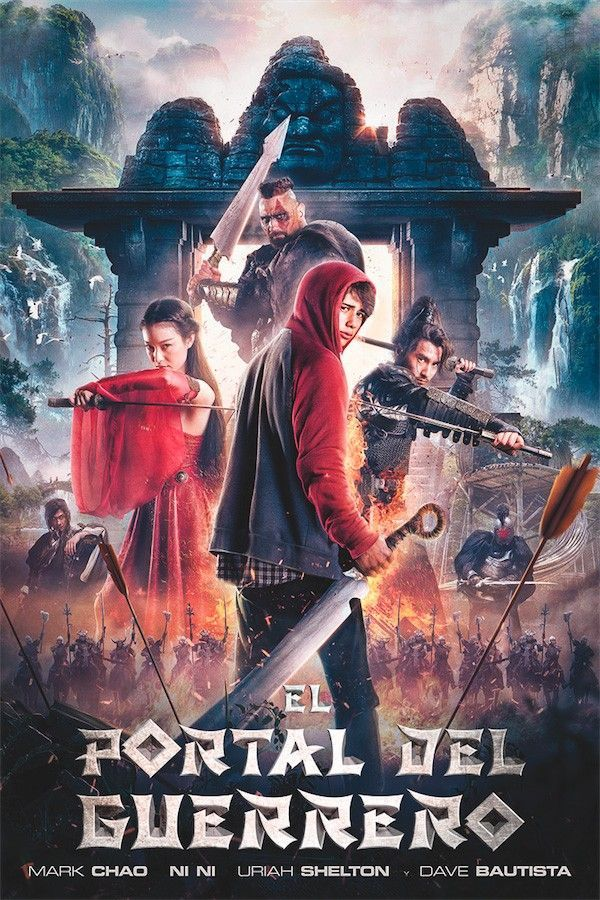 El Portal Del Guerrero 2016 Tt4652532 Full Movies Online Free Adventure Movies Full Movies