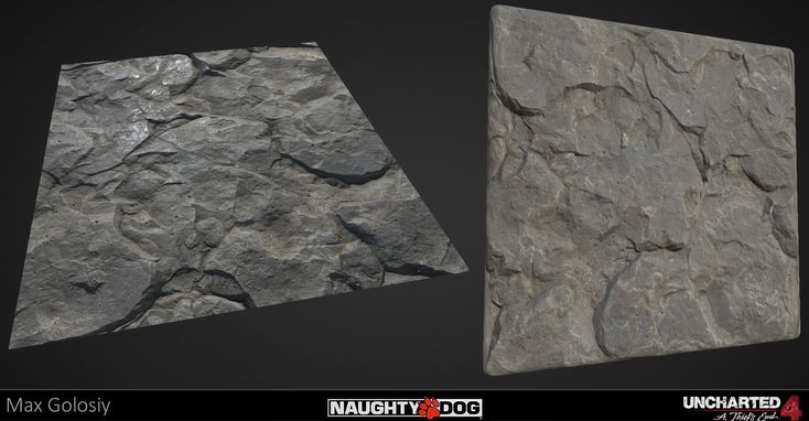 A collection of various rocks I made using Zbrush and Substance Designer. Height maps generated from sculpts I made in Zbrush and fed into the same graph. Not all of these materials made it into the final game, it's more of a demo of the substance graph I made to .generate micro-detail and maps for rock materials using a height map.
