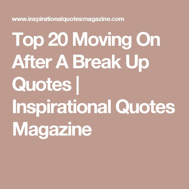 Unusual Break Up Quotes In Images Contemporary - Valentine Ideas ...