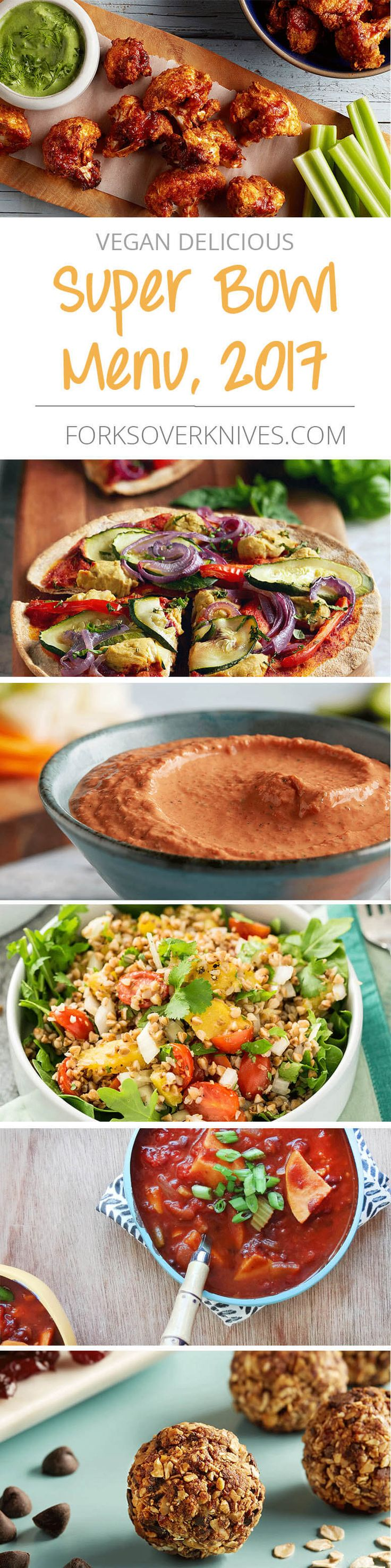 Trying to figure out what to make for Super Bowl Sunday? We've got you covered. All the recipes below are tailgate-ready for your Super Bowl party or casual gathering. This winning menu is simple, delicious, and healthy! Find all the...  Read more