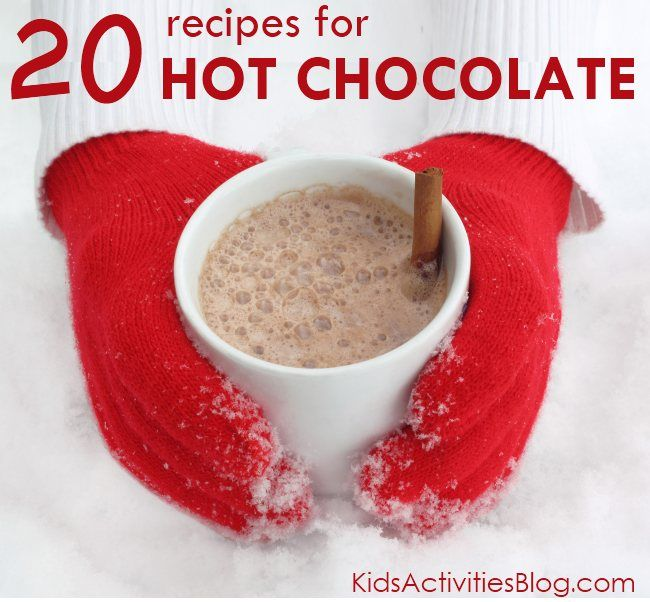 20+ hot chocolate recipes and gifting health food better health solutions health