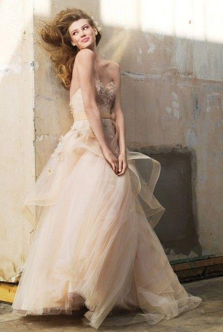 Svatební šaty Olivia