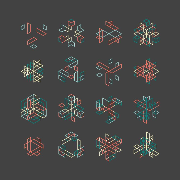 Geometric Shapes / 170105 processing hype framework generative art hexels creative coding code geometric graphic design graphic art design pattern http://ift.tt/2iMVTsp