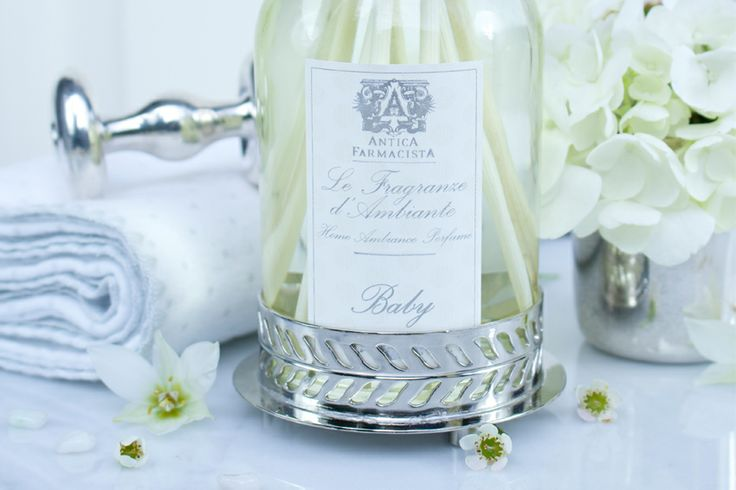 Our Baby fragrance will freshen any nursery!