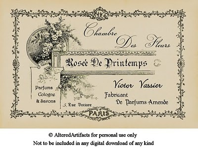 printables: Ephemera, Idea, Vintage Labels, French Perfume, Vintage Perfume, Vintage Printables, Printables French, Diy Printables