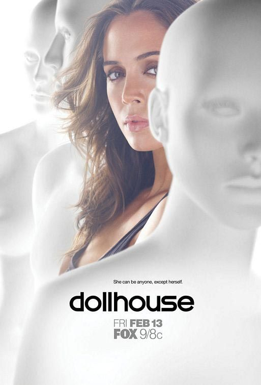 Dollhouse TV Show - starts off as a mediocre show, but it ends so incredibly well. Always trust the Whedon