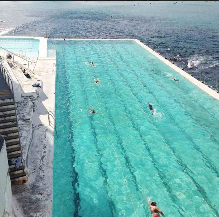51raw Bondi Icebergs  What Resets You?